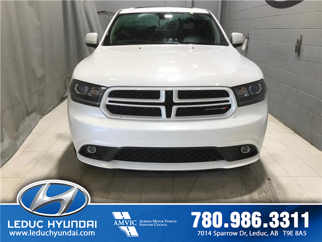 2018 Dodge Durango GT (Stk: PS0168A) in Leduc - Image 1 of 8