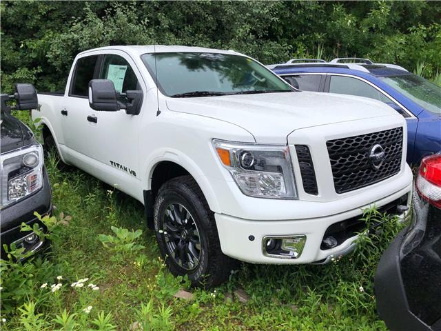 2019 Nissan Titan PRO-4X (Stk: 319009) in London - Image 1 of 4