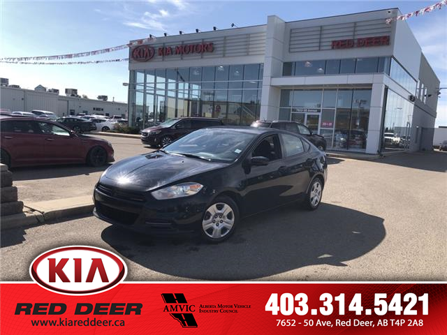 2013 Dodge Dart 25A SE (Stk: M7429B) in Red Deer - Image 1 of 17