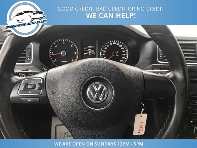 2013 Volkswagen Jetta 2.0 TDI Comfortline (Stk: 13-83724) in Greenwood - Image 11 of 18