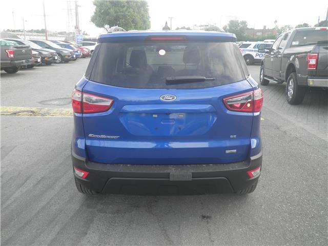 2019 Ford EcoSport SE (Stk: 1916620) in Ottawa - Image 4 of 11