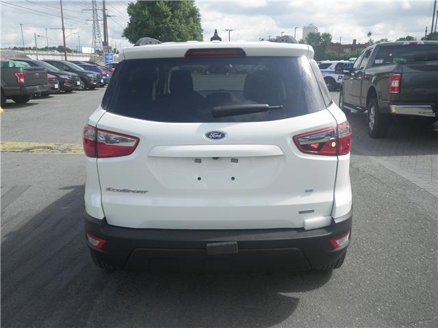 2019 Ford EcoSport SE (Stk: 1916660) in Ottawa - Image 4 of 11