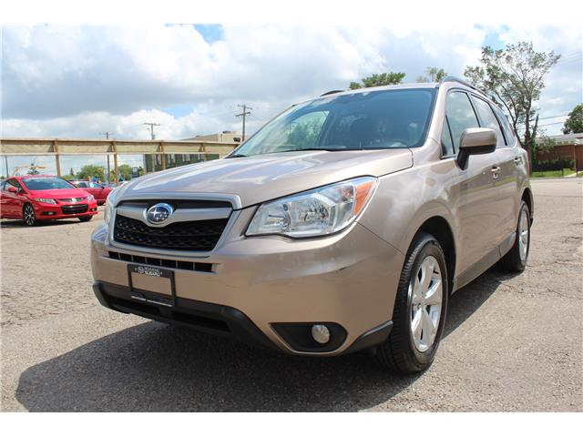 2014 Subaru Forester 2.5i Convenience Package (Stk: P1695) in Regina - Image 1 of 22