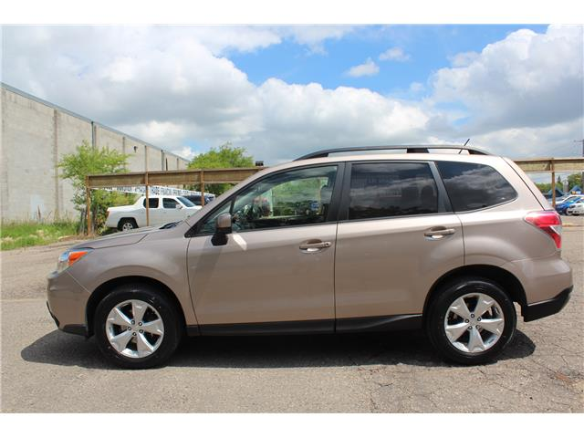 2014 Subaru Forester 2.5i Convenience Package (Stk: P1695) in Regina - Image 2 of 22