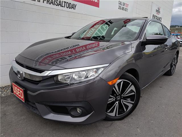 2018 Honda Civic EX-T (Stk: B11662) in North Cranbrook - Image 1 of 12
