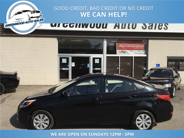 2016 Hyundai Accent GL (Stk: 16-54001) in Greenwood - Image 1 of 17
