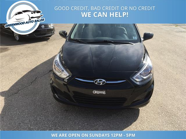 2016 Hyundai Accent GL (Stk: 16-54001) in Greenwood - Image 3 of 17