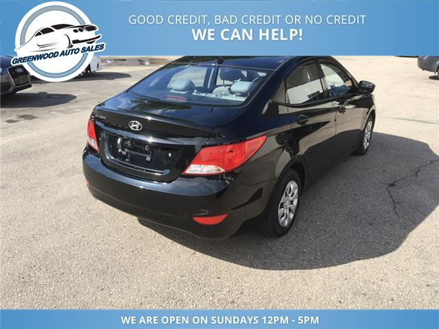 2016 Hyundai Accent GL (Stk: 16-54001) in Greenwood - Image 6 of 17