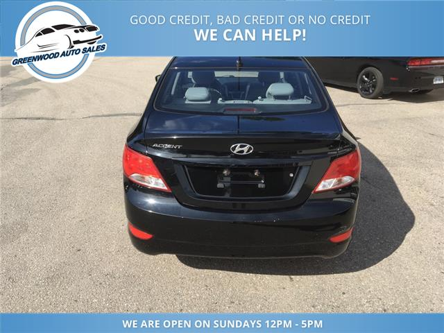 2016 Hyundai Accent GL (Stk: 16-54001) in Greenwood - Image 7 of 17