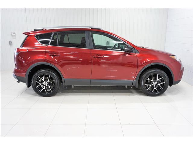 2018 Toyota RAV4 SE (Stk: P5407) in Sault Ste. Marie - Image 6 of 22