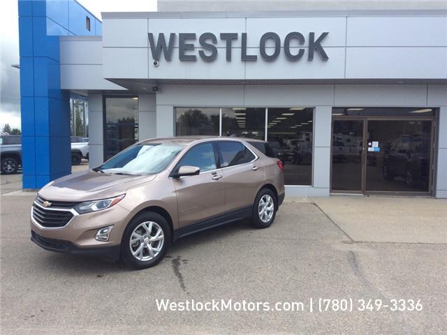 2018 Chevrolet Equinox LT (Stk: T1920) in Westlock - Image 1 of 14
