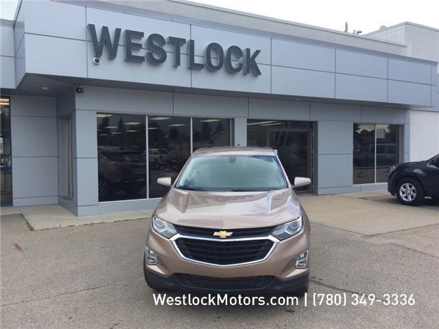 2018 Chevrolet Equinox LT (Stk: T1920) in Westlock - Image 2 of 14