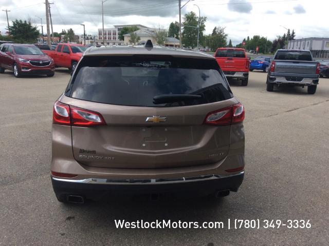 2018 Chevrolet Equinox LT (Stk: T1920) in Westlock - Image 4 of 14
