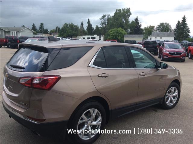 2018 Chevrolet Equinox LT (Stk: T1920) in Westlock - Image 5 of 14