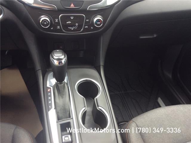 2018 Chevrolet Equinox LT (Stk: T1920) in Westlock - Image 13 of 14