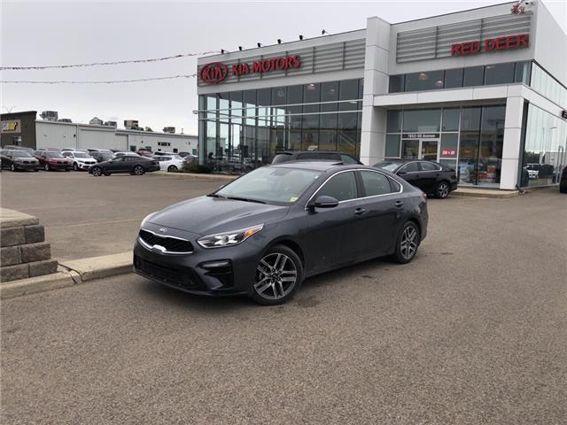 2019 Kia Forte EX+ (Stk: 9FT3041) in Red Deer - Image 2 of 28