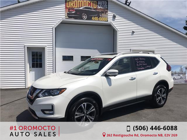 2019 Nissan Rogue SV (Stk: 248) in Oromocto - Image 1 of 25