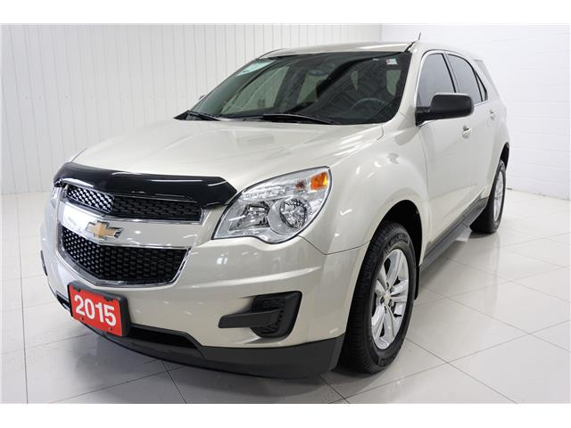 2015 Chevrolet Equinox LS (Stk: V19247A) in Sault Ste. Marie - Image 1 of 21