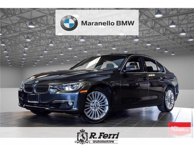 2015 BMW 328i xDrive (Stk: U8568) in Woodbridge - Image 1 of 22