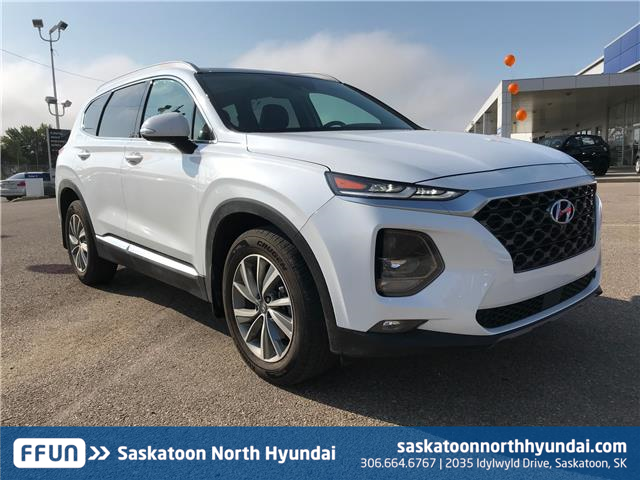 2019 Hyundai Santa Fe Luxury (Stk: B7312A) in Saskatoon - Image 1 of 23