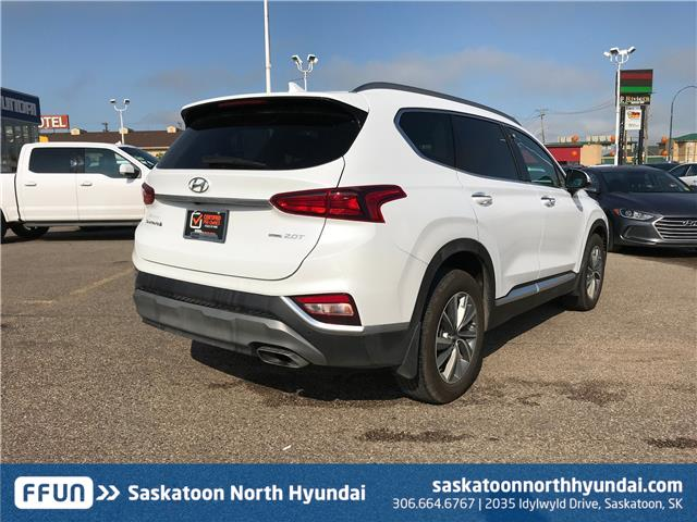 2019 Hyundai Santa Fe Luxury (Stk: B7312A) in Saskatoon - Image 3 of 23