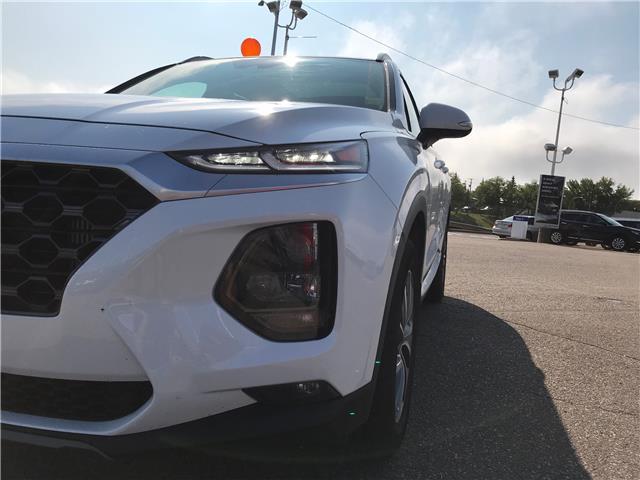 2019 Hyundai Santa Fe Luxury (Stk: B7312A) in Saskatoon - Image 12 of 23