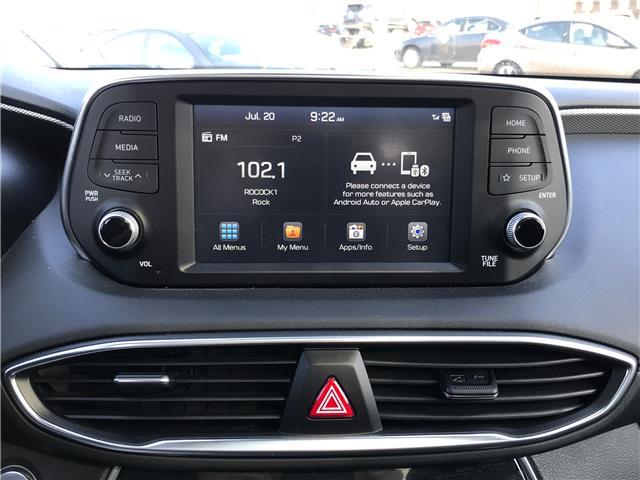 2019 Hyundai Santa Fe Luxury (Stk: B7312A) in Saskatoon - Image 19 of 23