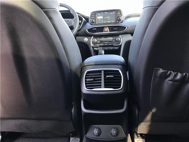 2019 Hyundai Santa Fe Luxury (Stk: B7312A) in Saskatoon - Image 22 of 23