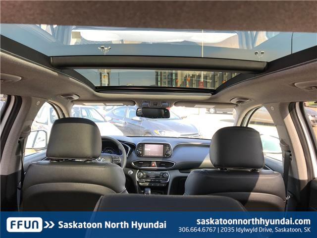 2019 Hyundai Santa Fe Luxury (Stk: B7312A) in Saskatoon - Image 23 of 23