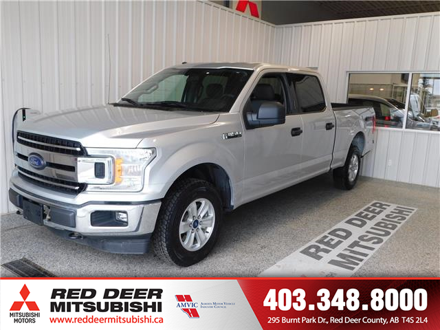 2018 Ford F-150 XLT (Stk: P8410) in Red Deer County - Image 1 of 13