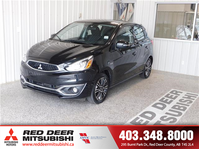 2018 Mitsubishi Mirage GT (Stk: M198359A) in Red Deer County - Image 1 of 16