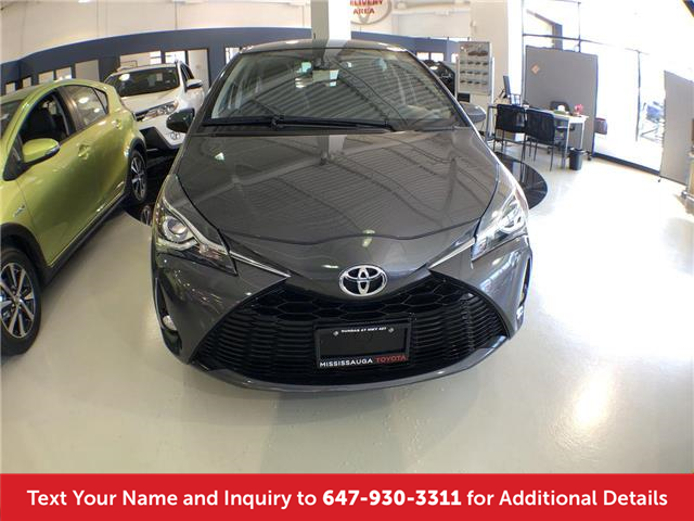 2018 Toyota Yaris SE (Stk: L3135A) in Mississauga - Image 2 of 17