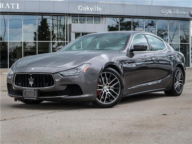 2015 Maserati Ghibli S Q4 (Stk: U415) in Oakville - Image 1 of 28