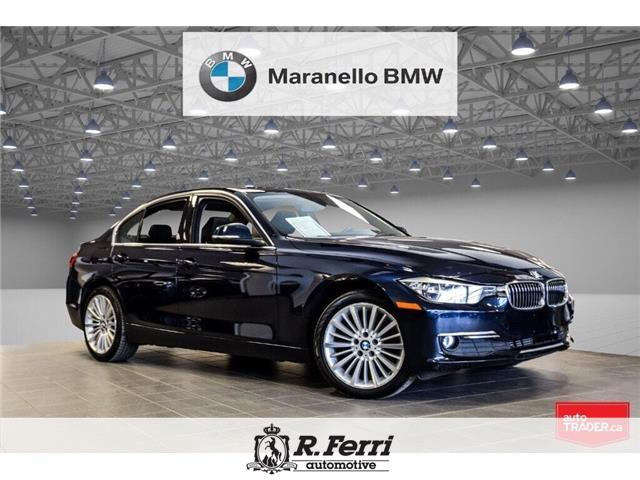 2015 BMW 320i xDrive (Stk: U8637) in Woodbridge - Image 1 of 20