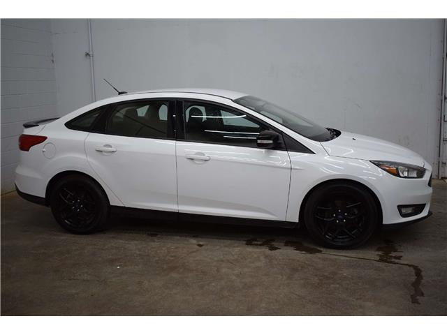 2016 Ford Focus SE - HTD SEATS & WHEEL * BACK UP CAM * A/C (Stk: B4328) in Napanee - Image 1 of 27