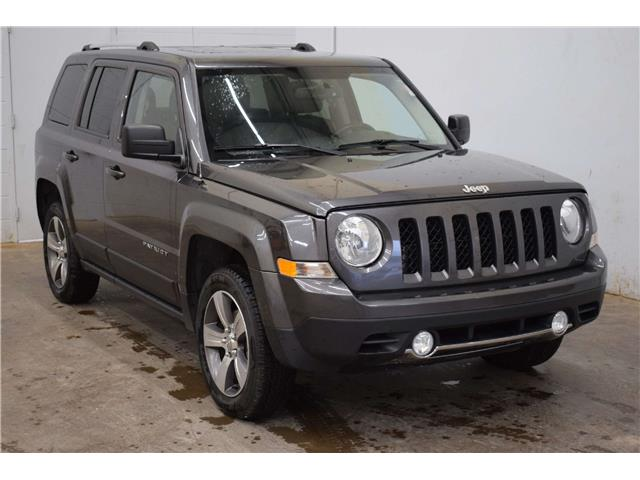 2017 Jeep Patriot SPORT 4X4 - HTD SEATS * SUNROOF * LTHR  (Stk: B4332) in Napanee - Image 2 of 30