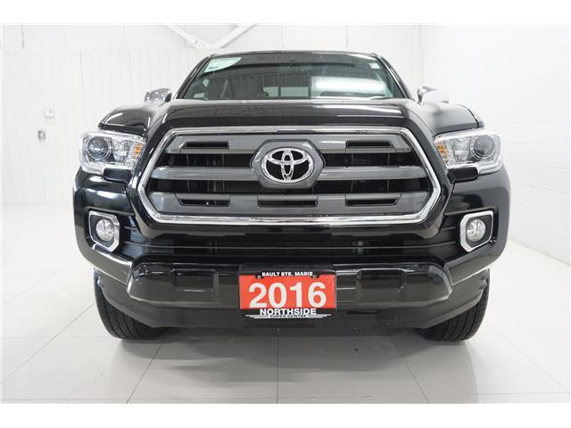 2016 Toyota Tacoma Limited (Stk: T19265A) in Sault Ste. Marie - Image 2 of 21