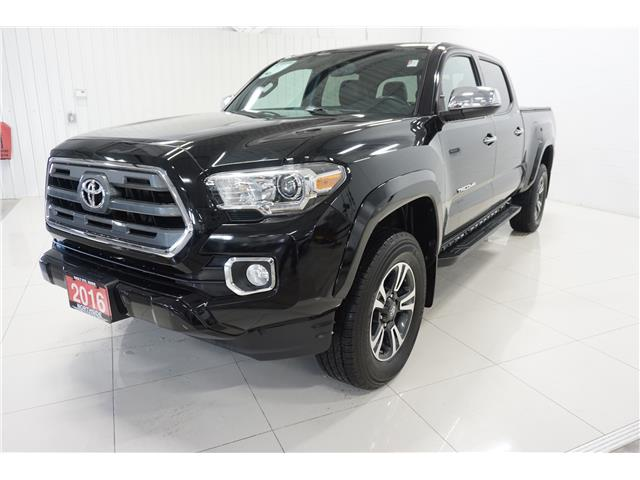 2016 Toyota Tacoma Limited (Stk: T19265A) in Sault Ste. Marie - Image 1 of 21