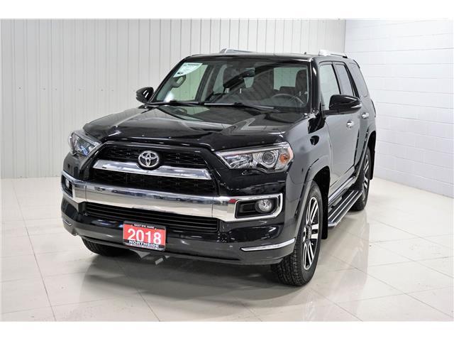 2018 Toyota 4Runner SR5 (Stk: T18354A) in Sault Ste. Marie - Image 1 of 18