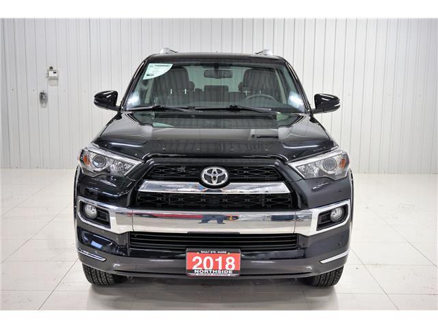 2018 Toyota 4Runner SR5 (Stk: T18354A) in Sault Ste. Marie - Image 2 of 18
