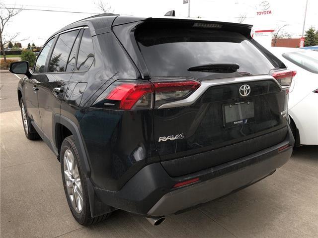 2019 Toyota RAV4 Limited (Stk: 3615) in Brampton - Image 4 of 5
