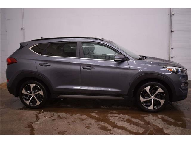 2016 Hyundai Tucson LIMITED AWD - MOON ROOF * HTD SEATS * LTHR  (Stk: B4361) in Napanee - Image 1 of 30