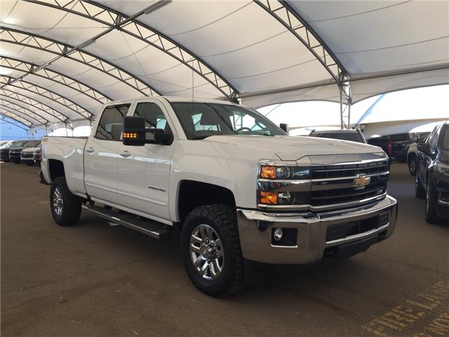 2019 Chevrolet Silverado 2500HD LT (Stk: 176860) in AIRDRIE - Image 1 of 24