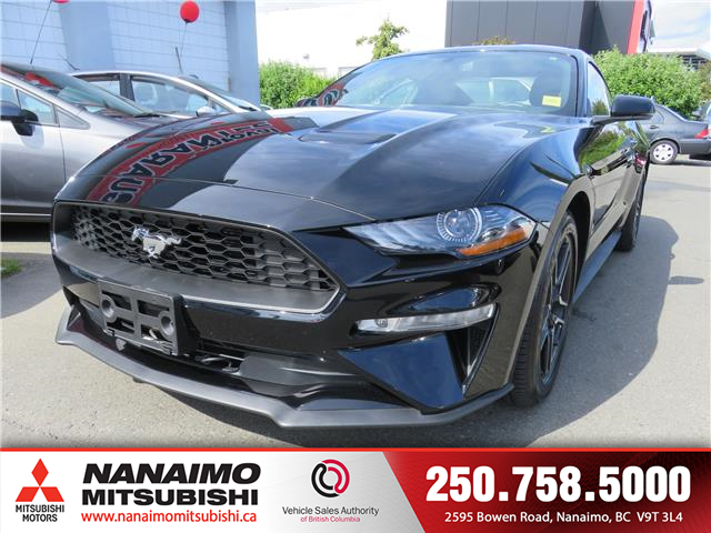 2019 Ford Mustang EcoBoost Premium (Stk: 8P0458B) in Nanaimo - Image 1 of 10