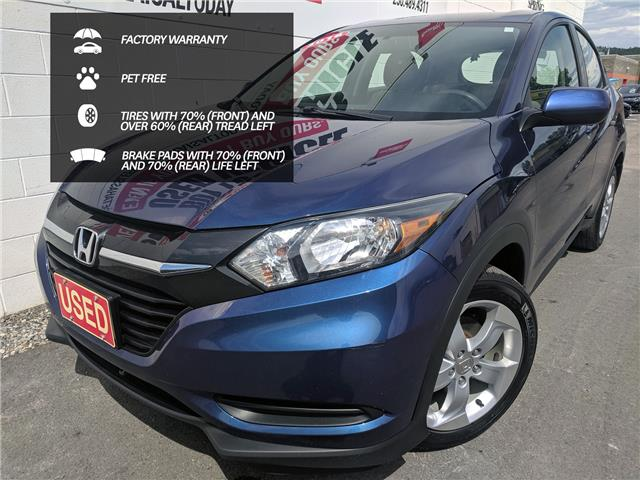 2016 Honda HR-V LX 3CZRU6H36GM111764 B11661 in North Cranbrook
