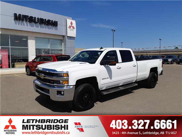 2016 Chevrolet Silverado 3500HD LT (Stk: 8T614151B) in Lethbridge - Image 1 of 10