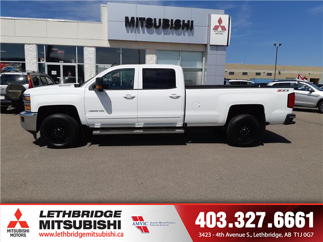 2016 Chevrolet Silverado 3500HD LT (Stk: 8T614151B) in Lethbridge - Image 2 of 10