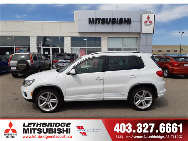 2015 Volkswagen Tiguan Highline (Stk: 9R604379A) in Lethbridge - Image 2 of 11