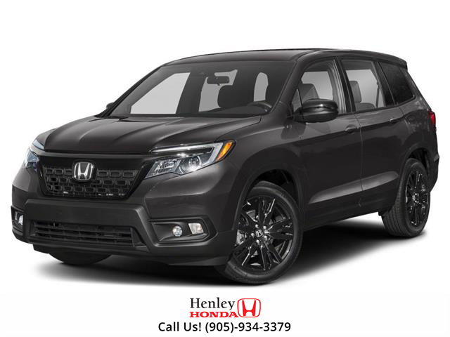 2019 Honda Passport Sport (Stk: H18358) in St. Catharines - Image 1 of 9
