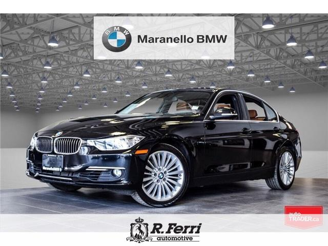 2015 BMW 328i xDrive (Stk: U8620) in Woodbridge - Image 1 of 23